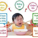 Trẻ biếng ăn cần bổ sung chất gì để bé phát triển toàn diện?